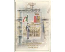 2000 - LOTTO/24310 - REPUBBLICA - ACCADEMIA MILITARE DI MODENA - FOLDER POSTE