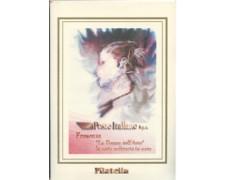 1999 - LOTTO/24313 - REPUBBLICA - DONNA NELL'ARTE - FOLDER POSTE