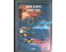2000 - LOTTO/24316 - REPUBBLICA - OLIMPIADI DI SYDNEY - FOLDER POSTE