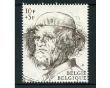 1969 - BELGIO - LOTTO/24448 - POSTPHILA  69 - USATO