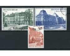 1971 - LOTTO/24508 - BELGIO - PROPAGANDA  EXPO BELGICA 3v. - USATI