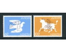 1995 - LOTTO/24546 - SVIZZERA - EUROPA 2v. - NUOVI