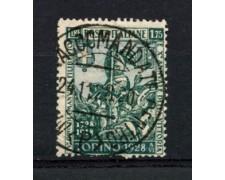 1928 - LOTTO/24623 - REGNO - 1,75 Lire. EMANUELE FILIBERTO - USATO