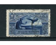 1930 - LOTTO/24671 - REGNO - 9+2 Lire POSTA AEREA BIMILLENARIO VIRGILIO - USATO