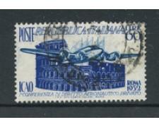 1952 - LOTTO/24684A - ITALIA REPUBBLICA - 60 Lire DIRITTO AERONAUTICO - USATO