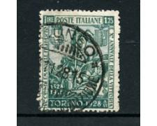 1928 - LOTTO/24705 - ITALIA REGNO - 1,75 Lire EMANUELE FILIBERTO - USATO