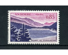 1961/1971  ANDORRA FRANCESE - 8E CENTESIMI VEDUTA - NUOVO - LOTTO/25031