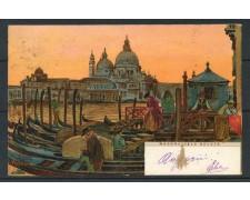 1900 - ITALIA - VENEZIA CARTOLINA A COLORI MADONA DELA SALUTE - VIAGGIATA - LOTTO/25179