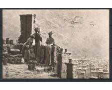 1911 - FRANCIA - CARTOLINA FRANCESE L'OISEAU NOUVEAU - VIAGGIATA DALL'ITALIA - LOTTO/25186