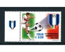 2008 - REPUBBLICA - INTER CAMPIONE - NUOVO - LOTTO/25424