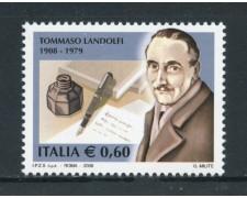 2008 - REPUBBLICA - TOMMASO LANDOLFI - NUOVO - LOTTO/25426