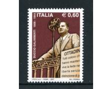 2007 - REPUBBLICA - DUCCIO GALIMBERTI - NUOVO - LOTTO/25442