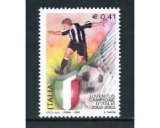 2003 - REPUBBLICA - JUVENTUS CAMPIONE - NUOVO - LOTTO/25562