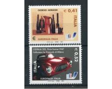 2003 - REPUBBLICA - EUROPALIA 2v. - LOTTO/25565