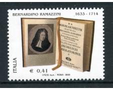 2003 - REPUBBLICA - BERNARDINO RAMAZZINI - NUOVO - LOTTO/25571
