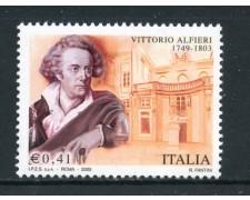 2003 - REPUBBLICA - VITTORIO ALFIERI - NUOVO - LOTTO/25573