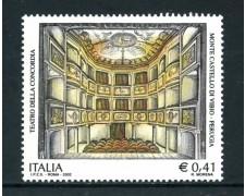 2002 - REPUBBLICA - TEATRO DELLA CONCORDIA - NUOVO - LOTTO/25619