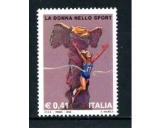 2002 - REPUBBLICA - LA DONNA NELLO SPORT - NUOVO - LOTTO/25627