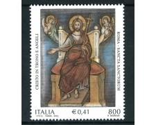 2001 - REPUBBLICA - SANCTA SANCTORUM ROMA - NUOVO - LOTTO/25682