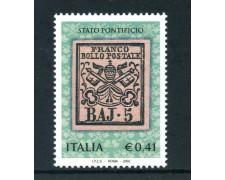 2002 - REPUBBLICA - FRANCOBOLLI STATO PONTIFICIO - NUOVO - LOTTO/25687