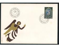 1971 - LIECHTENSTEIN - NATALE - BUSTA FDC - LOTTO/25787