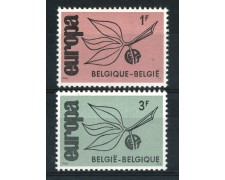 1965 - BELGIO - EUROPA 2v. - NUOVI - LOTTO/25929