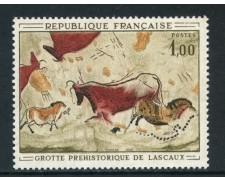 1968 - FRANCIA - GROTTE DI LASCAUX - NUOVO - LOTTO/25973