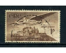 1949 - IRLANDA - POSTA AEREA 1p. CAISEAL - USATO - LOTTO/25987A