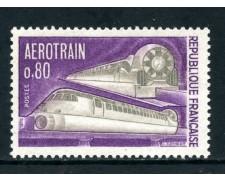 1970 - FRANCIA - AEROTRENO - NUOVO - LOTTO/25989