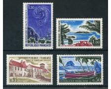 1970 - FRANCIA - TURISTICA 4v. - NUOVI - LOTTO/25994