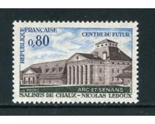 1970 - FRANCIA - SALINE DI CHAUX-NICOLAS - NUOVO - LOTTO/25995
