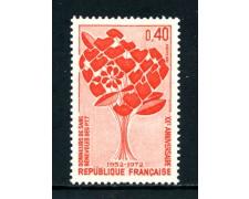 1972 - FRANCIA - DONATORI SANGUE - NUOVO - LOTTO/26036