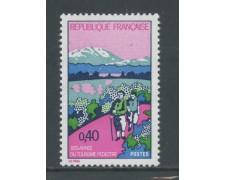 1972 - FRANCIA - ANNO DEL TURISMO - NUOVO - LOTTO/26042