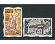 1972 - FRANCIA - TURISTICA 2v. - NUOVI - LOTTO/26044