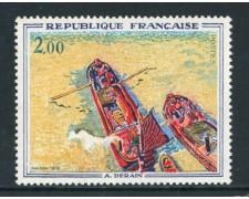 1972 - FRANCIA - ARTE DERAIN - NUOVO - LOTTO/26048