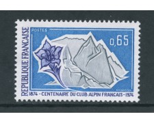 1974 - FRANCIA - CLUB ALPINO - NUOVO - LOTTO/26088