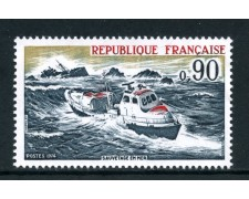 1974 - FRANCIA - SALVATAGGIO IN MARE - NUOVO - LOTTO/26090