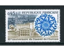 1974 - FRANCIA - CONSIGLIO D'EUROPA - NUOVO - LOTTO/26091