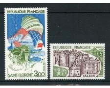 1974 - FRANCIA - SERIE TURISTICA 2v. - NUOVI - LOTTO/26092