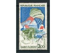 1974 - FRANCIA - SAINT FLORENT - USATO - LOTTO/26092U