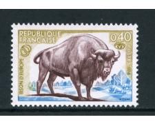 1974 - FRANCIA - PROTEZIONE NATURA - NUOVO - LOTTO/26093