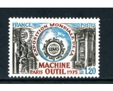 1975 - FRANCIA - MACCHINE UTENSILI - NUOVO - LOTTO/26111