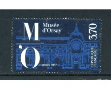 1987 - FRANCIA - MUSEO D' ORSAY - NUOVO - LOTTO/26114