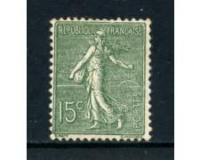 1903 - FRANCIA - 15c. SEMINATRICE - LING. - LOTTO/26119