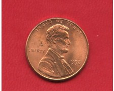 1998 - STATI UNITI - 1 CENT. LINCOLN - LOTTO/M26248