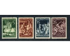 1939 - DANZICA - 125° LIBERAZIONE 4v. - LINGUELLATI - LOTTO/26291