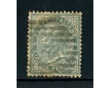 1863 - REGNO - 5 cent. RE VITTORIO EMANUELE II° - USATO - LOTTO/26394