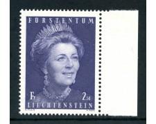1971 - LIECHTENSTEIN - PRINCIPESSA GEORGINA - NUOVO - LOTTO/26452