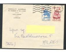 1960 - FRANCIA - PRO CROCE ROSSA - BUSTA - LOTTO/26742