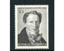 1965 - AUSTRIA - F.G.WALDMULLER - NUOVO - LOTTO/26775